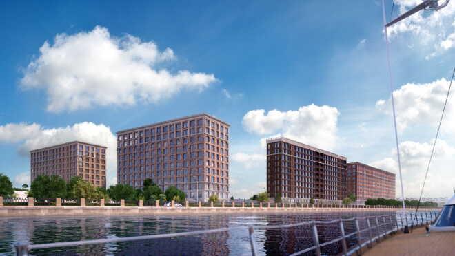 ЖК Docklands (Докландс)